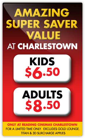AU Charlestown super saver