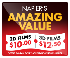 NZ Napier amazing value