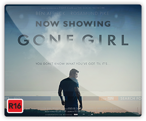 NZ Gone Girl - now showing