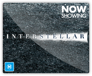AU interstellar now showing