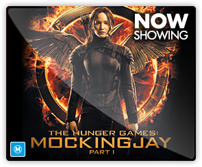 AU The Hunger Games - now showing