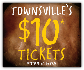 AU Townsville $10 tickets