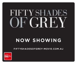 AU Fifty Shades of Grey - on sale