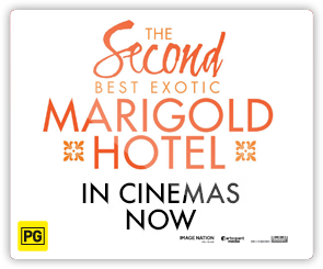 AU Second Best Marigold Hotel