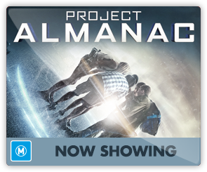 AU Project Almanac Now Showing