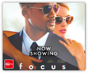 AU Focus - Now Showing