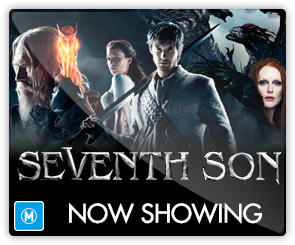 AU Seventh Son - Now Showing