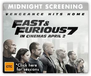 AU Fast and Furious 7 - Midnight Screening