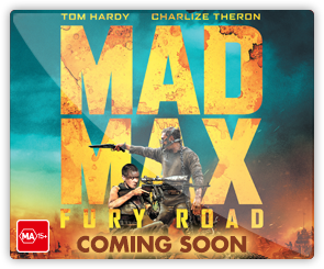 AU Mad Max - Coming Soon