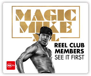 AU Magic Mike XXL - RRC Screening