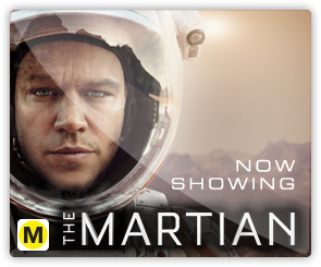 NZ Martian - Now Showing