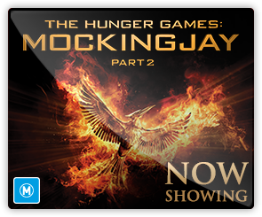 AU Mockingjay - Now Showing