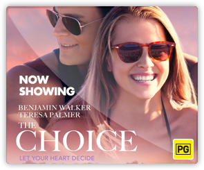 AU The Choice - Now Showing