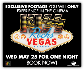 NZ Kiss Rocks Vegas