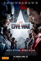 Captain America: Civil War - 2D