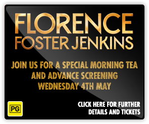 AU Florence Foster Jenkins - Morning Tea