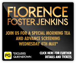 NZ Florence Foster Jenkins - Morning Tea