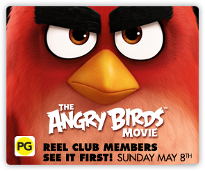 NZ Angry Birds - RRC Screening