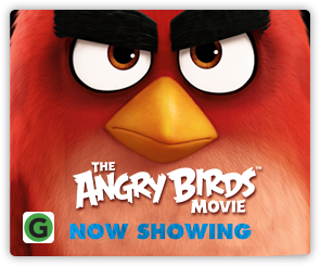 NZ Angry Birds - Now Showing