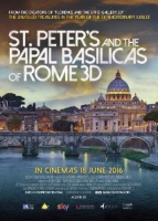 St. Peter's & The Papal Basilicas of Rome - 2D