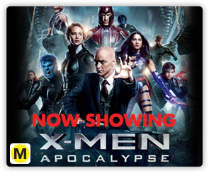 NZ X-Men Apocalypse - Now Showing