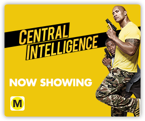 NZ Central Intelligence - Now Showing