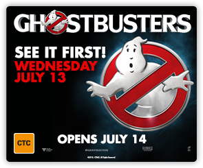 AU Ghostbusters - Advance Screening