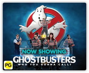 NZ Ghostbusters - Now Showing