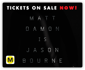 NZ Jason Bourne - Tickets On Sale