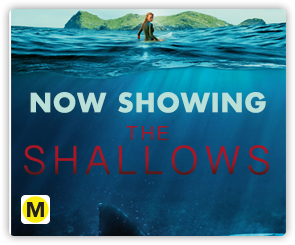 NZ The Shallows - Now Showing