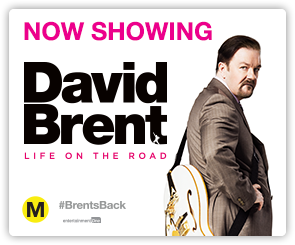 NZ David Brent - Now Showing