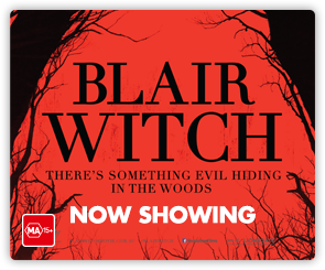 AU Blair Witch - Now Showing
