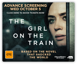 AU Girl on the Train - Advance Screening