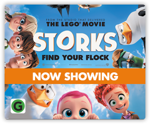 NZ Storks - Now Showing
