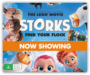 AU Storks - Now Showing