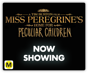NZ Miss Peregrine - Now Showing