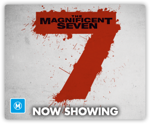 AU Magnificent Seven - Now Showing
