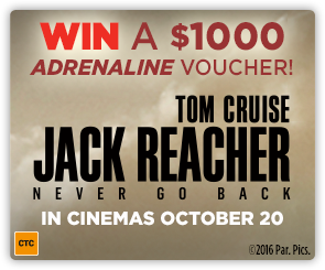 AU Jack Reacher competition