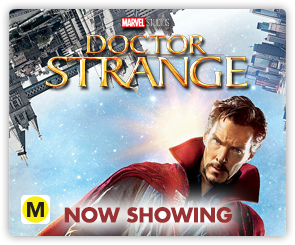 NZ Doctor Strange - Now Showing