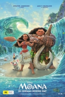 Moana - Preview screenings
