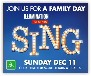 AU Sing family day