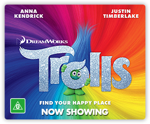 AU Trolls - Now Showing