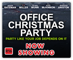 NZ Office Christmas Party - Now Showing