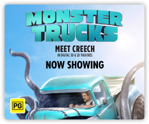AU Monster Trucks - Now Showing