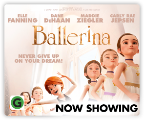 NZ Ballerina - Now Showing