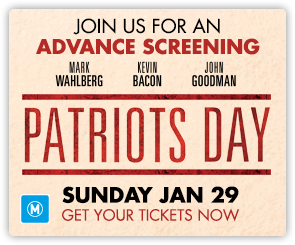 AU Patriots Day - Advance Screening