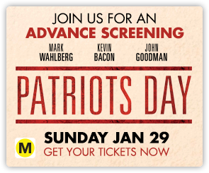 NZ Patriots Day - Advance Screening