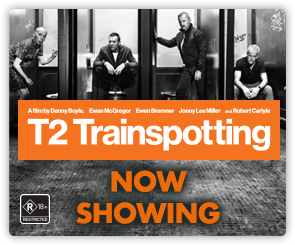 AU Trainspotting - Now Showing