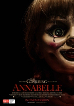 Movie Listing Now Showing Annabelle Reading Cinemas Au