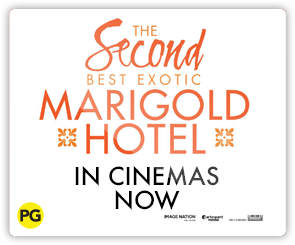 NZ The Second Best Marigold Hotel - Now Showing